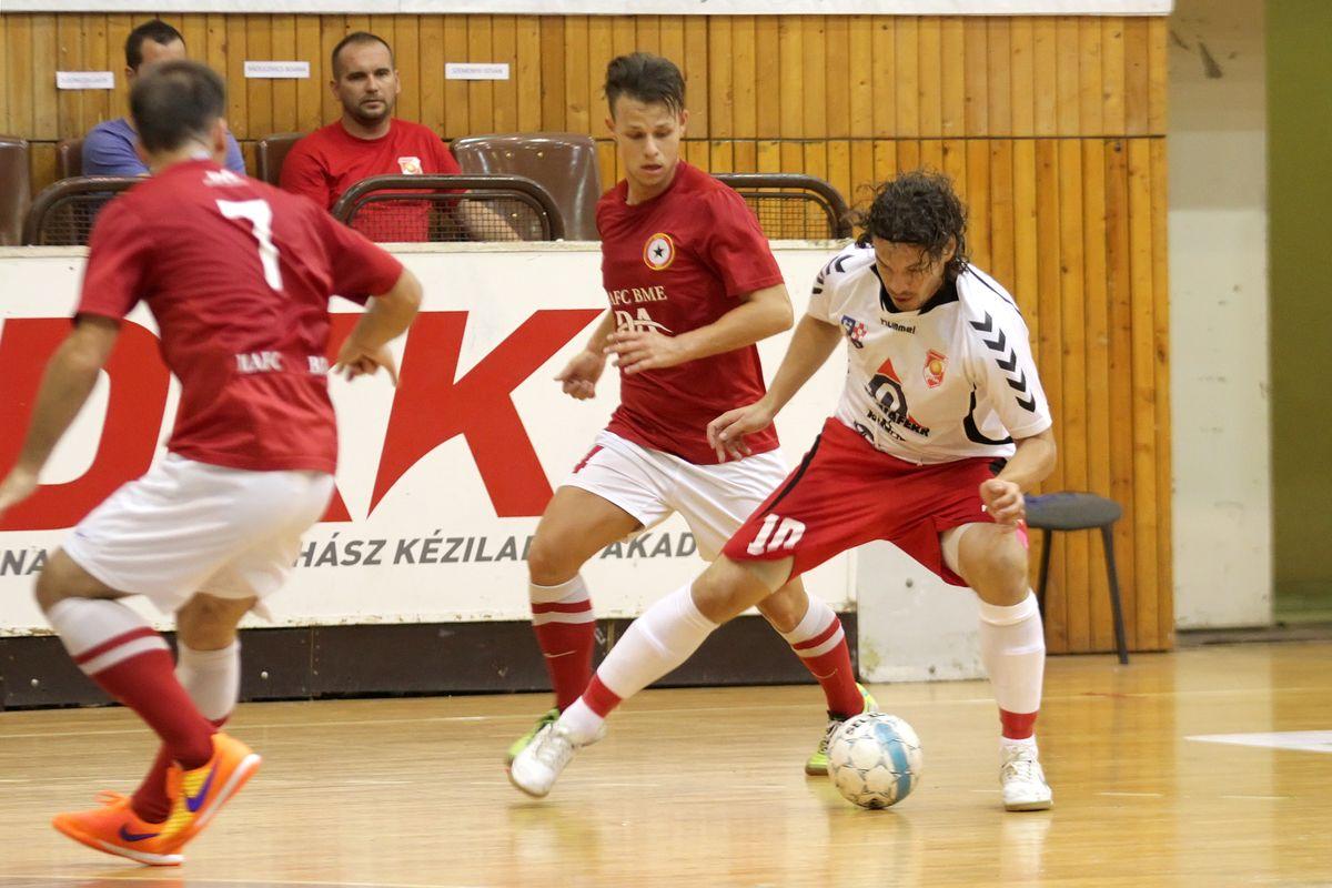 Dunaferr DUE RENALPIN Futsal Club