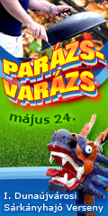 Parázs Varázs banner