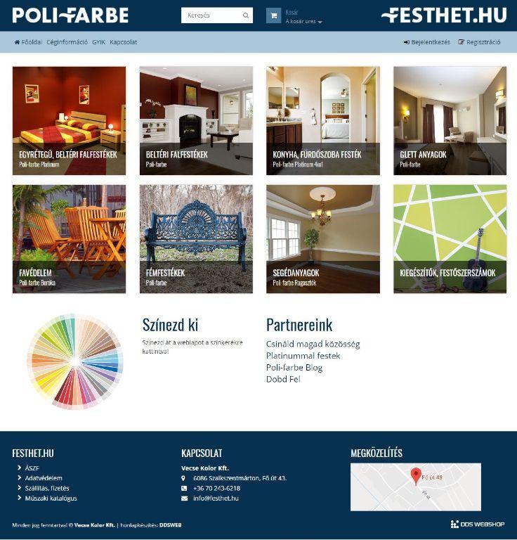Festhet.hu webáruház