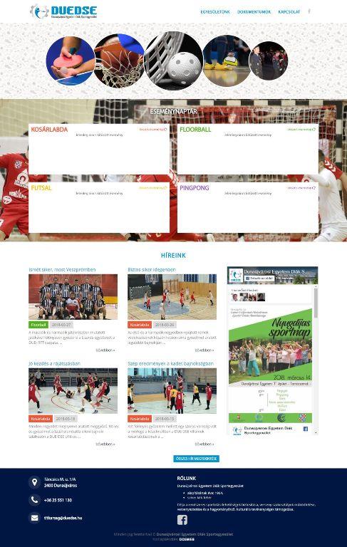 DUE Diáksport Egyesület