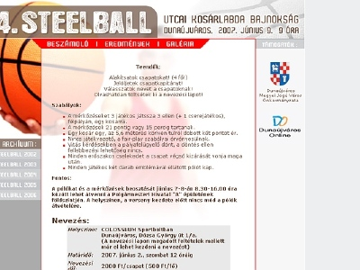 Steelball 2007